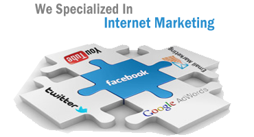 We specialized in internet marketing - Lebanon and Middle East