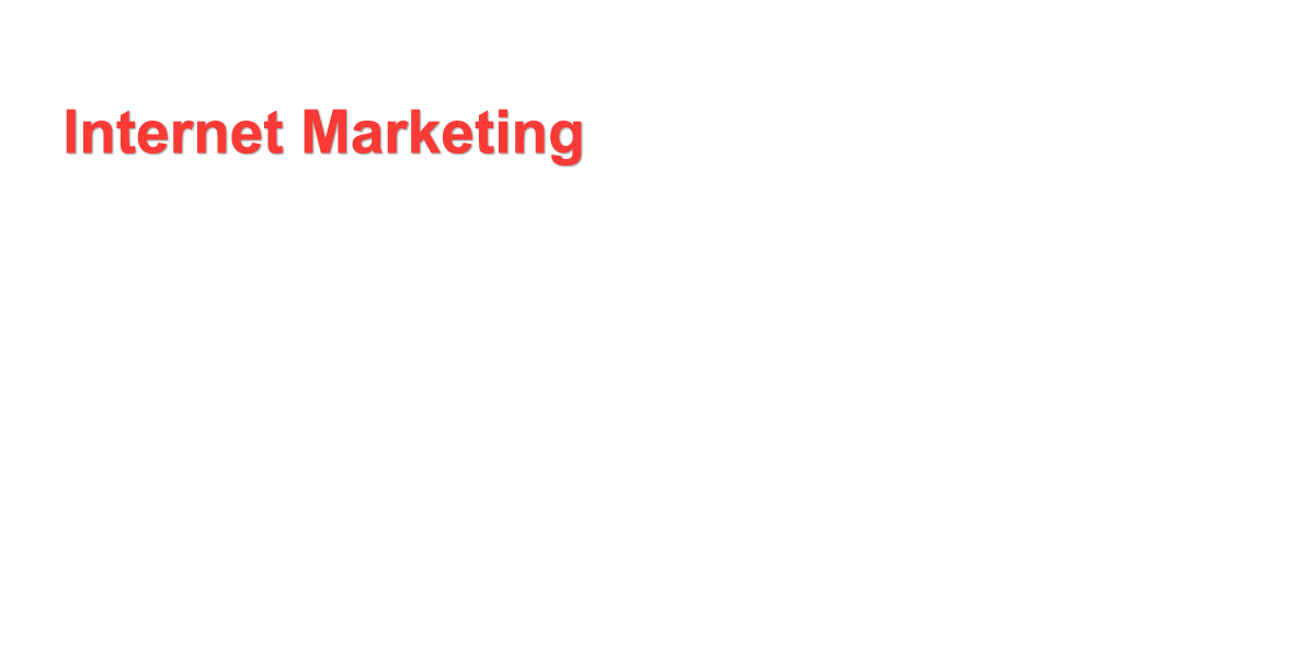 Internet Marketing Text